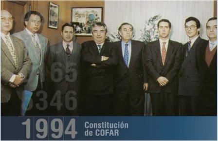 fundadores COFAR