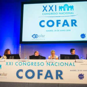 XXI Congreso Nacional de COFAR